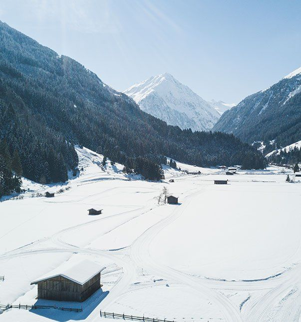 Sepp-und-Hannis-Winter-Landschaft-Langlaufloipe-Klaus-Aeuele